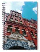Tennennesee Brewery Memphis Tn Spiral Notebook