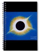 Tennessee Eclipse Spiral Notebook