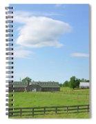 Tennessee Farm Spiral Notebook
