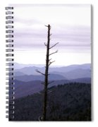 Tennessee Mountains Spiral Notebook