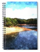 Tennessee Reservoir Spiral Notebook