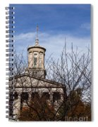Tennessee State Capitol Building Spiral Notebook