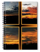 Tennessee Sunset Spiral Notebook