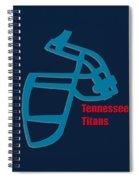 Tennessee Titans Retro Spiral Notebook
