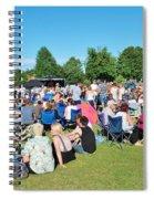 Tentertainment Music Festival 2015 Spiral Notebook