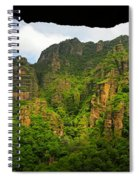 Tepozteco Spiral Notebook