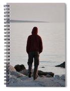 Terminal Beach Spiral Notebook