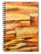 Terra Rossa Spiral Notebook