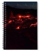 Terraced Flow Spiral Notebook