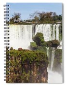 Terraces Of Water Spiral Notebook