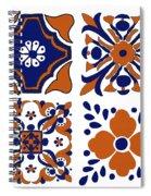 Terracota Spiral Notebook