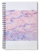 Tessellate Spiral Notebook