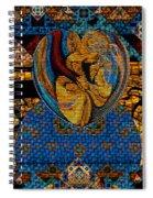 Tesserae 5 Spiral Notebook