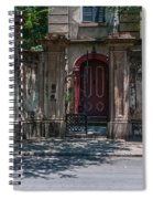 Colonial Past Spiral Notebook