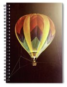 Tether Before Sunrise Spiral Notebook