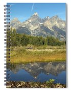 Teton 5 Spiral Notebook