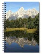 Teton 6 Spiral Notebook