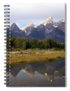 Teton 7 Spiral Notebook