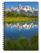 Teton Meadows Spiral Notebook