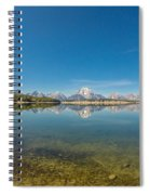 Teton Reflections Spiral Notebook