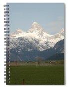 Teton Valley Spiral Notebook