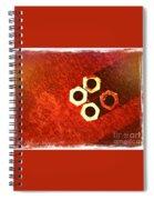 Tetra Bolts Spiral Notebook