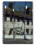 Tett Centre Reflection Spiral Notebook