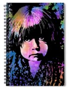 Tewa Child Spiral Notebook