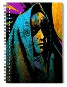 Tewa Girl Spiral Notebook