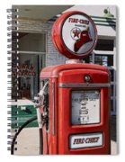 Texaco Fire-chief #1 Spiral Notebook