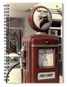 Texaco Fire-chief #2 Spiral Notebook