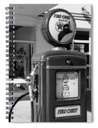 Texaco Fire-chief #3 Spiral Notebook