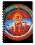 Texacola Spiral Notebook