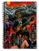 Texas Chainsaw Massacre 2 Spiral Notebook
