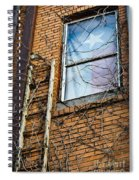 Texas Drapes Spiral Notebook