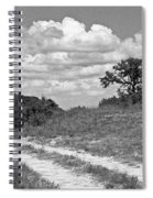 Texas Hill Country Trail Spiral Notebook