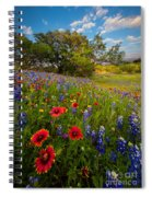 Texas Paradise Spiral Notebook