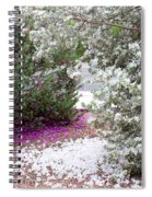 Texas Sage No2 Spiral Notebook