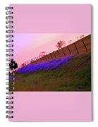 Texas Sherbet Country Spiral Notebook
