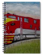 Texas Special Spiral Notebook