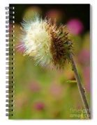 Texas Thistle 005 Spiral Notebook