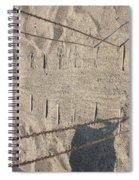 Texture #1 Spiral Notebook