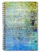 Texture#003 Spiral Notebook