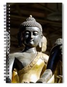 Thai Buddha Spiral Notebook