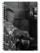 Thai Cook Spiral Notebook