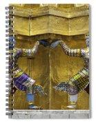 Thailand Architecture Spiral Notebook