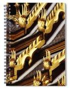 Thailand, Bangkok Spiral Notebook
