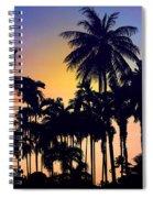 Thailand Spiral Notebook