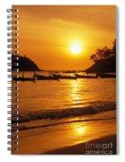 Thailand, Phuket Spiral Notebook
