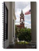 Thalian Hall Column Spiral Notebook